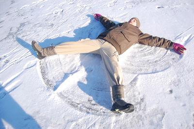 Snow-angel