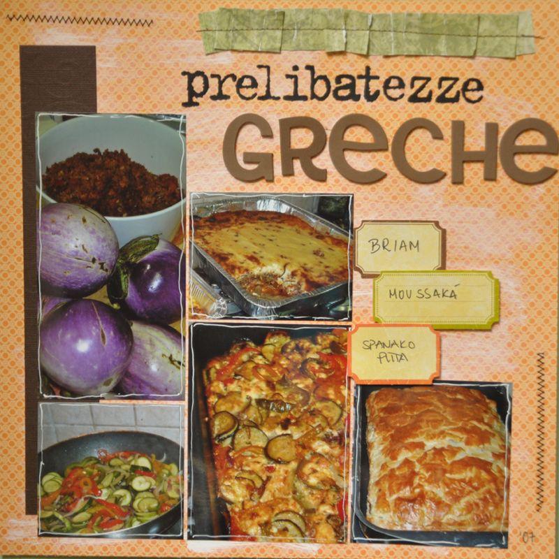 Prelibatezze greche