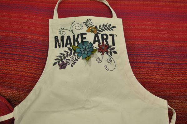 My apron art1