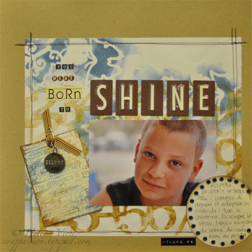 Born to shine_S