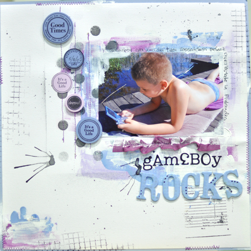 Gameboy rocks2-CS
