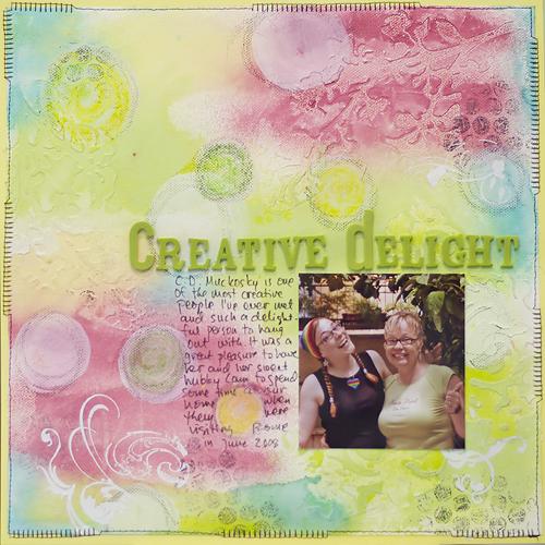 (CD2)CreativeDelight