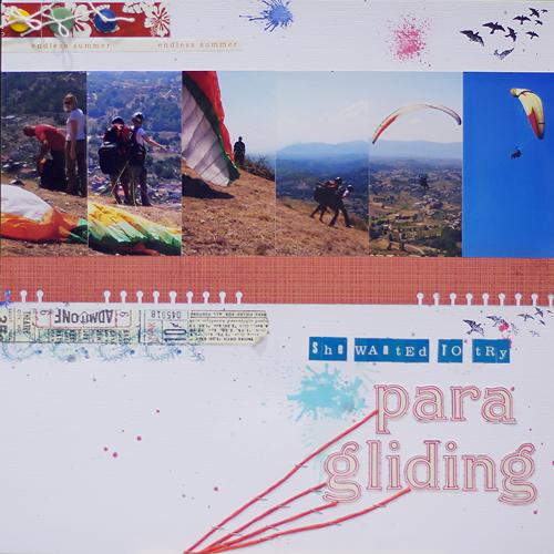 (CD4)paragliding