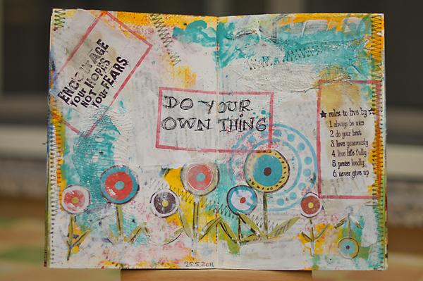 Art journal5-11