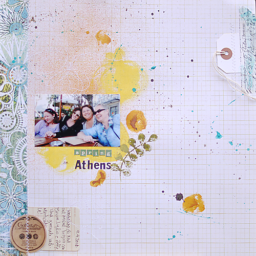 Ch 3 - Spring in Athens