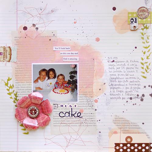 Ch 15 - A Huke Cake
